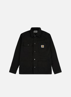 Carhartt - Michigan Chore Coat, Black