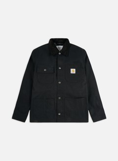 Carhartt - Michigan Chore Coat, Black Rigid