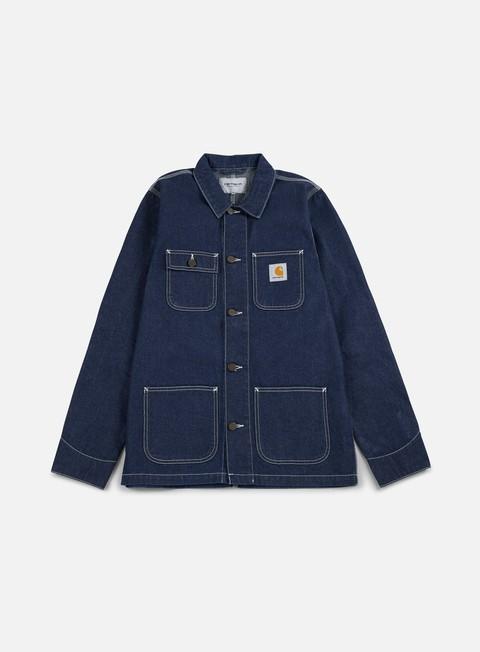 Giacche di Jeans Carhartt Michigan Chore Coat