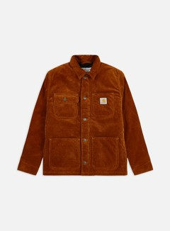 Carhartt - Michigan Chore Coat, Brandy Rinsed
