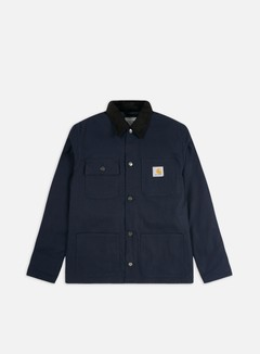 Carhartt - Michigan Chore Coat, Dark Navy Rigid