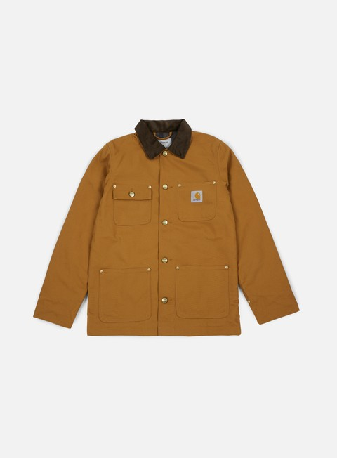 giacche carhartt michigan chore coat hamilton brown