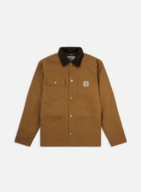 giacche carhartt michigan chore coat hamilton brown