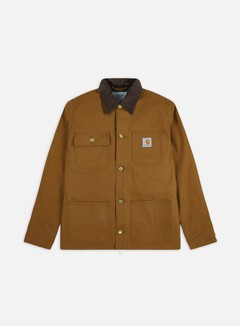Carhartt - Michigan Chore Coat, Hamilton Brown Rigid