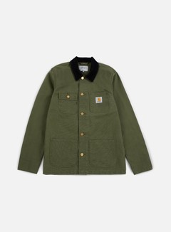 Carhartt - Michigan Chore Coat, Rover Green