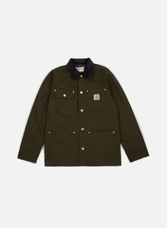 Carhartt - Michigan Chore Coat, Tobacco