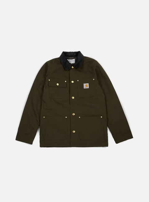Outlet e Saldi Giacche Intermedie Carhartt Michigan Chore Coat