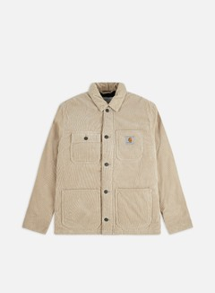 Carhartt - Michigan Chore Coat, Wall Rinsed