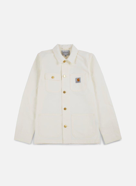 Carhartt - Michigan Chore Coat, Wax/Wax