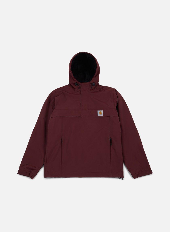 Carhartt - Nimbus Pullover Jacket, Amarone