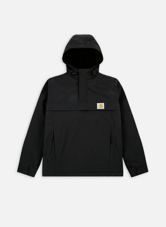 Carhartt - Nimbus Pullover Jacket, Black