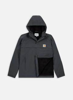 Carhartt - Nimbus Pullover Jacket, Blacksmith 2