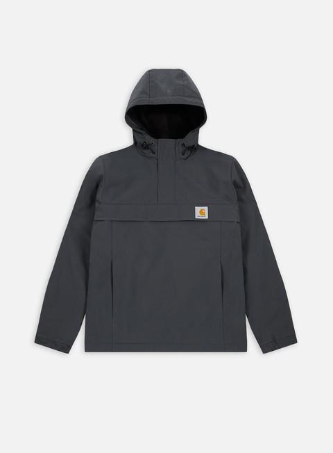 giacche carhartt nimbus pullover jacket blacksmith