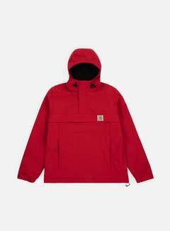 Carhartt - Nimbus Pullover Jacket, Blast Red