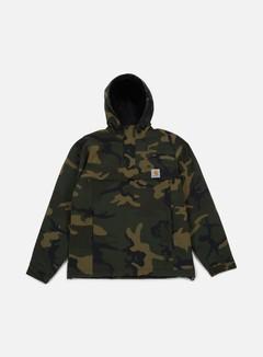 Carhartt - Nimbus Pullover Jacket, Camo Combat Green