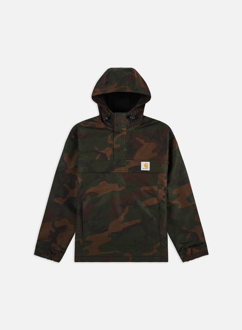 Sale Outlet Hooded Jackets Carhartt Nimbus Pullover Jacket