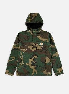 Carhartt - Nimbus Pullover Jacket, Camo Laurel