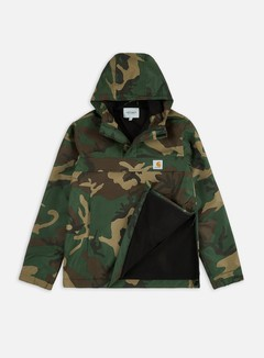 Carhartt - Nimbus Pullover Jacket, Camo Laurel 2