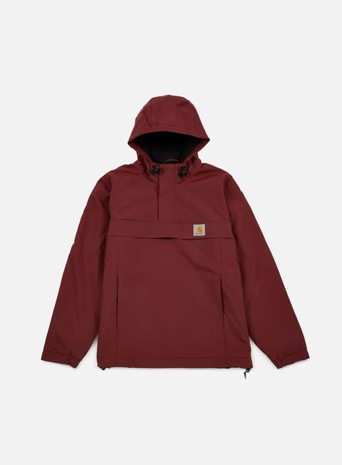 giacche carhartt nimbus pullover jacket chianti