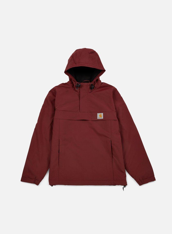 Carhartt - Nimbus Pullover Jacket, Chianti
