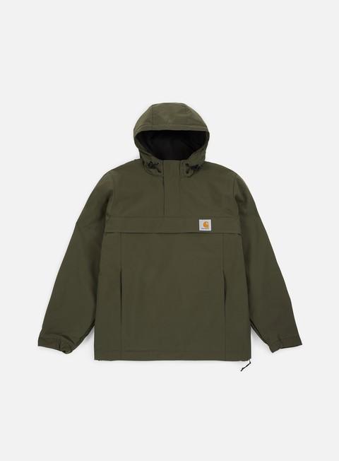 giacche carhartt nimbus pullover jacket cypress