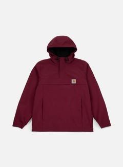 Carhartt - Nimbus Pullover Jacket, Mulberry