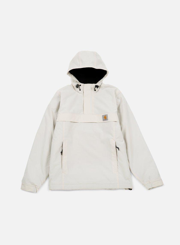 5cd727fc61cab CARHARTT Nimbus Pullover Jacket € 149 Intermediate Jackets ...
