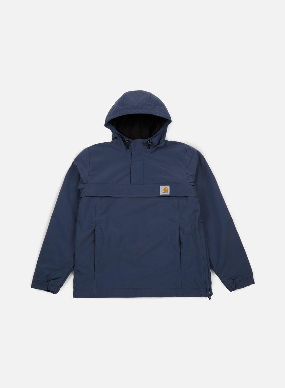 Carhartt - Nimbus Pullover Jacket, Steel Navy