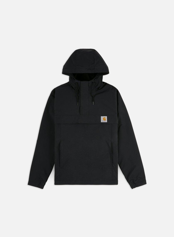 Carhartt - Nimbus Spring Pullover Jacket, Black