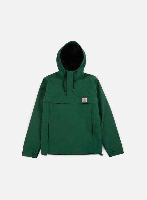 giacche carhartt nimbus spring pullover jacket fir