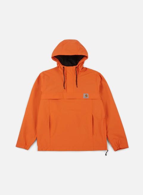 giacche carhartt nimbus spring pullover jacket jaffa