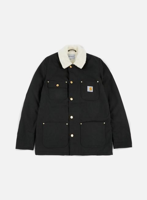 giacche carhartt phoenix coat black
