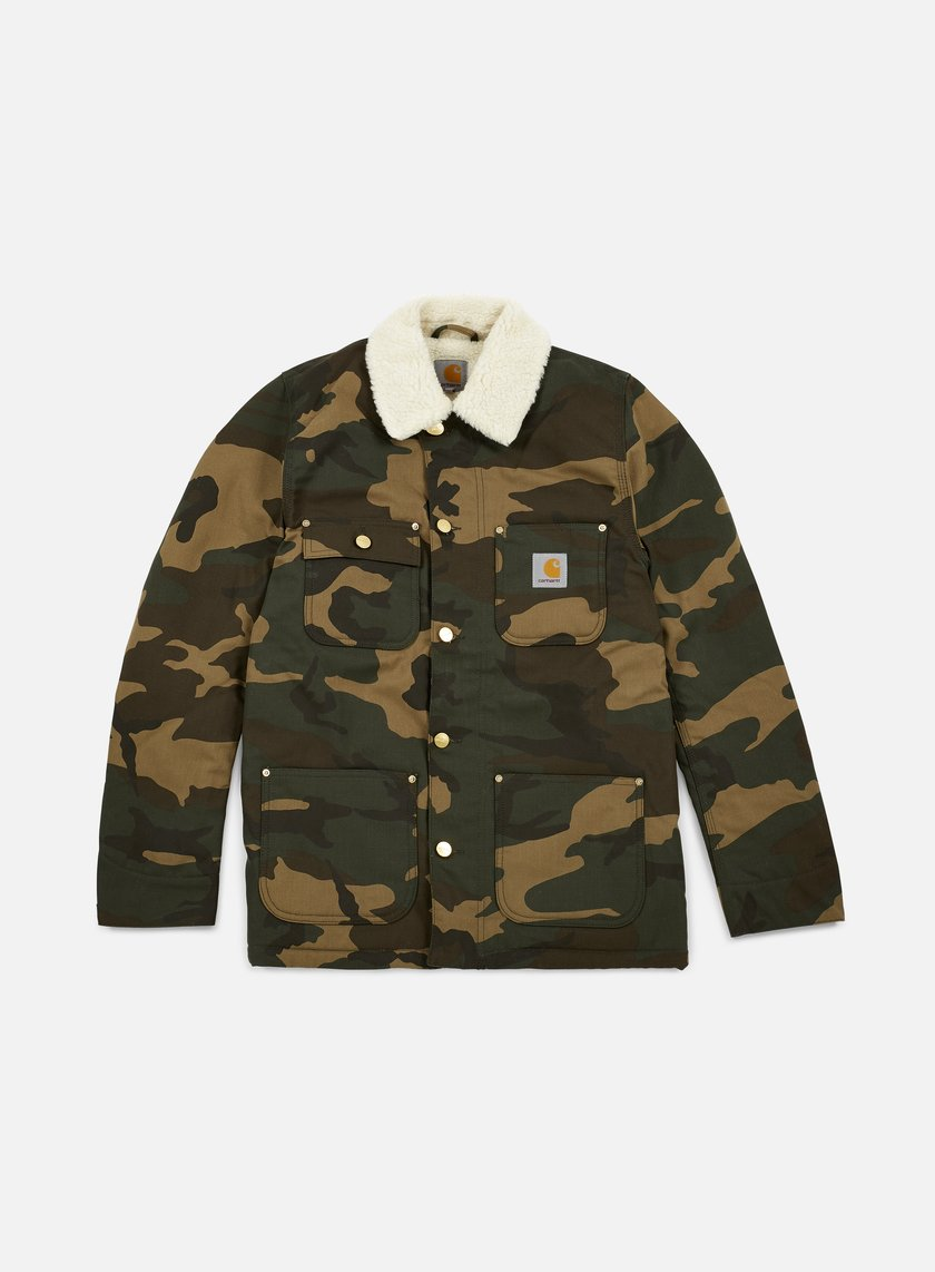 Carhartt - Phoenix Coat, Camo Laurel Rigid