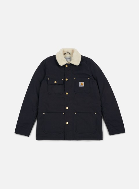 giacche carhartt phoenix coat dark navy