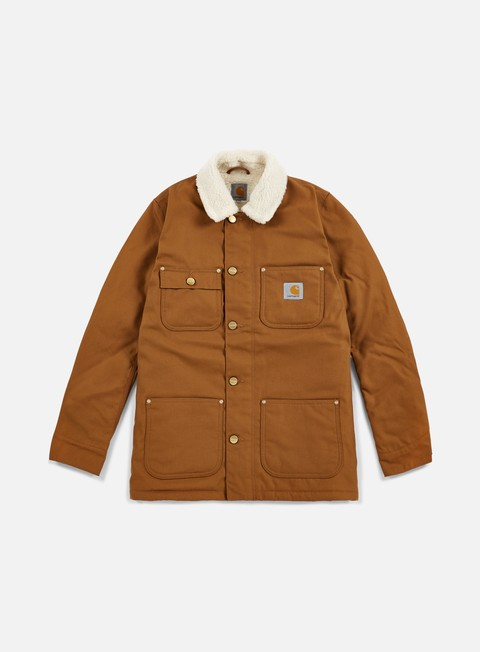 giacche carhartt phoenix coat hamilton brown rigid