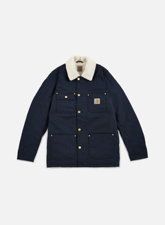 Carhartt - Phoenix Coat, Navy Rigid 1