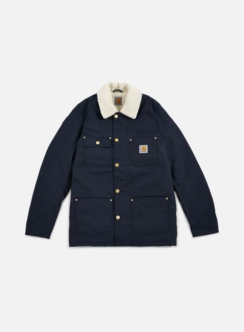 giacche carhartt phoenix coat navy rigid