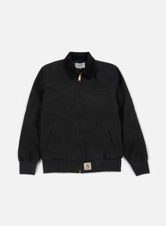 Carhartt - Santa Fe Jacket, Black 1
