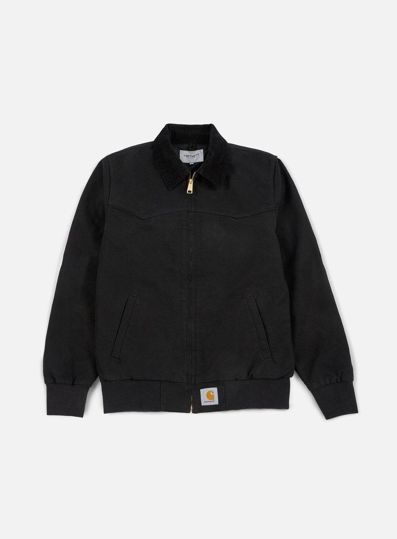 Carhartt - Santa Fe Jacket, Black