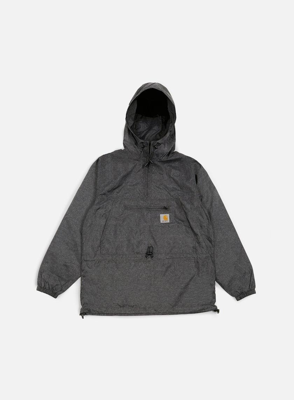 Carhartt - Spinner Pullover, Black