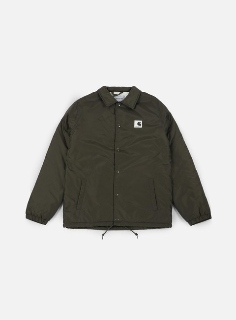 Outlet e Saldi Giacche Intermedie Carhartt Sports Pile Coach Jacket