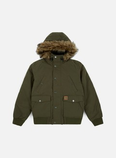 Carhartt - Trapper Jacket, Cypress/Black 1