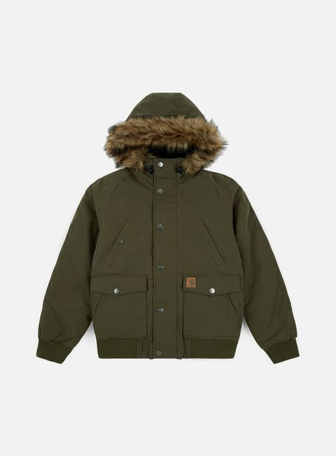 giacche carhartt trapper jacket cypress black