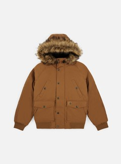 Carhartt - Trapper Jacket, Hamilton Brown/Black