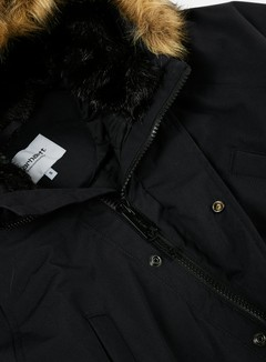 Carhartt - Trapper Parka Jacket, Black/Black 4