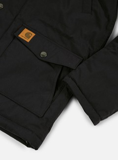 Carhartt - Trapper Parka Jacket, Black/Black 5
