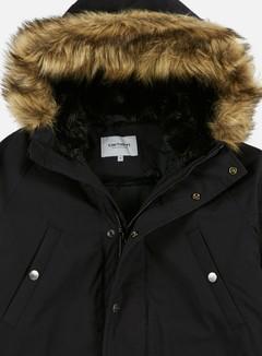 Carhartt - Trapper Parka Jacket, Black/Black 7