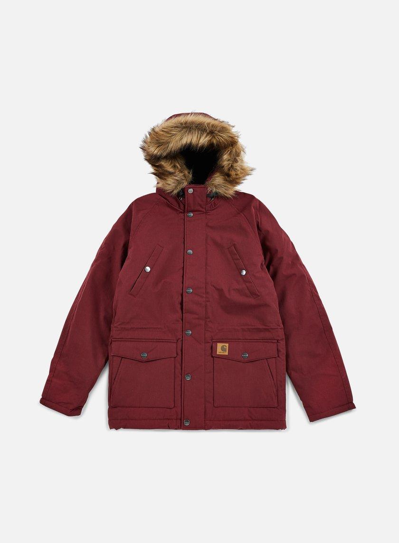 Carhartt - Trapper Parka Jacket, Chianti