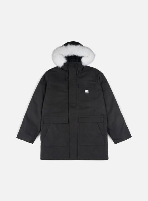 giacche carhartt ur siberian parka black