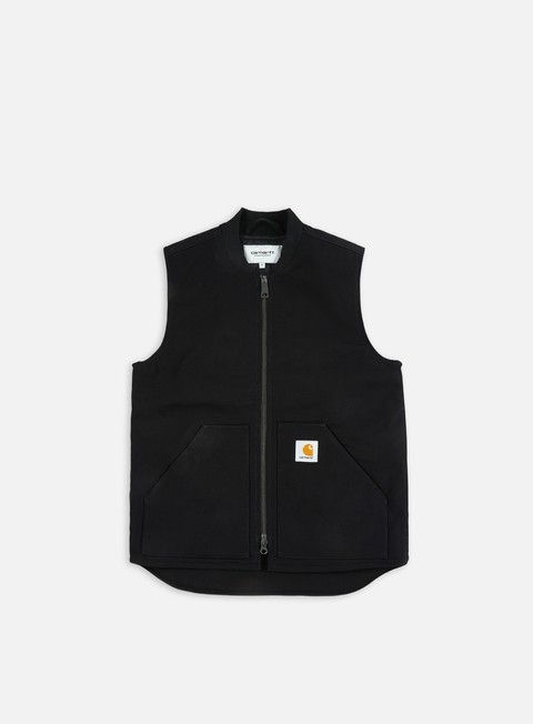 giacche carhartt vest black